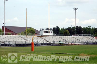 Anson County High School - Bearcat Stadium