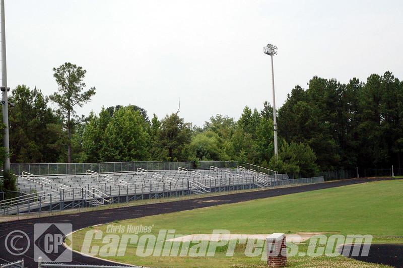 Bearcat Stadium @ Anson County High School.<br /> <br /> Photo Credit: Chris Hughes 6/10/2009