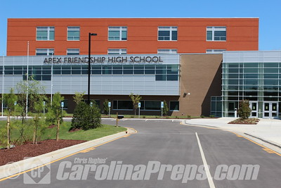 Apex Friendship High School - Patriots Stadium