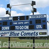 Lee J. Stone Stadium, Home of the Asheboro Blue Comets. <br /> Photo Credit: Chris Hughes 7/17/2015