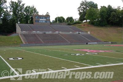 Asheville High School - Asheville Memorial Stadium