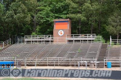 Athens Drive High School - Williams Stadium