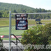 MacDonald Stadium, Home of the Avery County Vikings.  Newland, N.C.<br /> <br /> Photo Credit: Chris Hughes 7/24/2011
