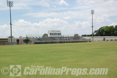 Chargers Stadium - Home of the Ayden Grifton Chargers.   Photo Credit: Chris Hughes 6/7/2014