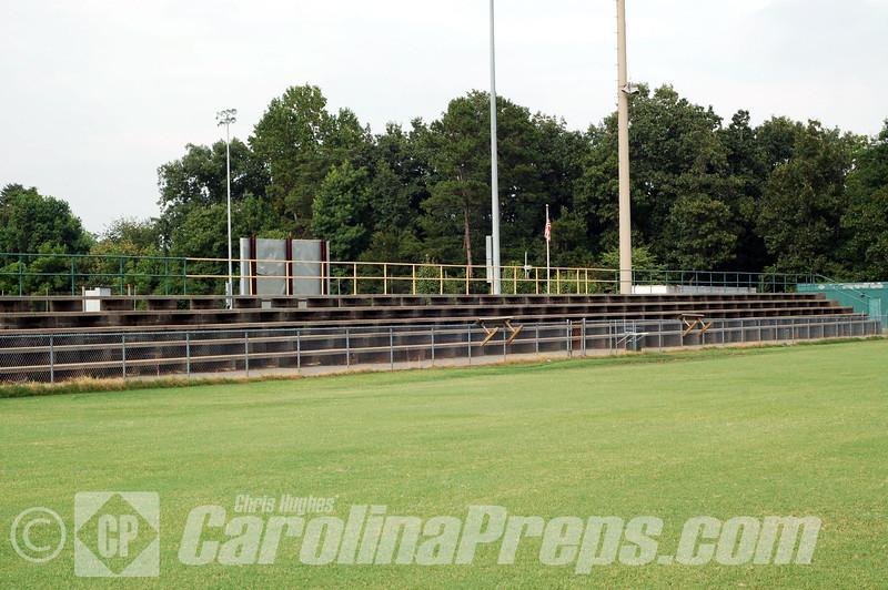Bandys High School Stadium at Bandys High School, Home of the Trojans.<br /> <br /> Photo Credit: Chris Hughes 6/30/201
