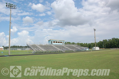 Beddingfield, E.T.  High School - Bruins Stadium