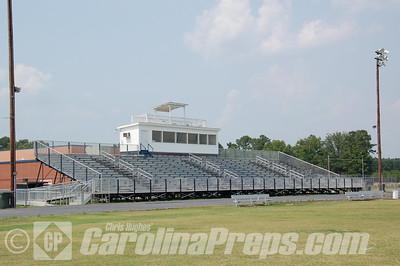 Bertie High School - Roy L. Bond, Jr. Stadium