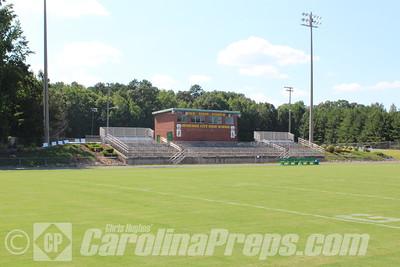 Bessemer City High School - Jack Dixon Stadium