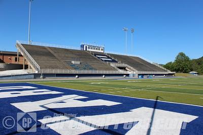 Brevard High School - Brevard Memorial Stadium