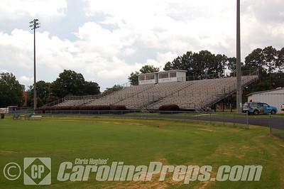 Broughton High School Stadium - Raleigh, N.C.   Photo Credit: Chris Hughes 7/8/13