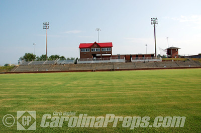 Bunker Hill High School Stadium  Photo Credit: Chris Hughes 6/11/2011