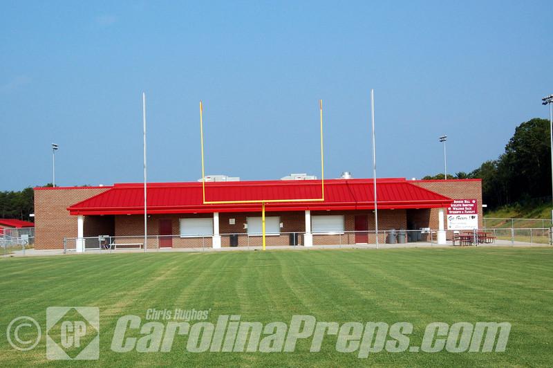 Bunker Hill High School Stadium<br /> <br /> Photo Credit: Chris Hughes 6/11/2011