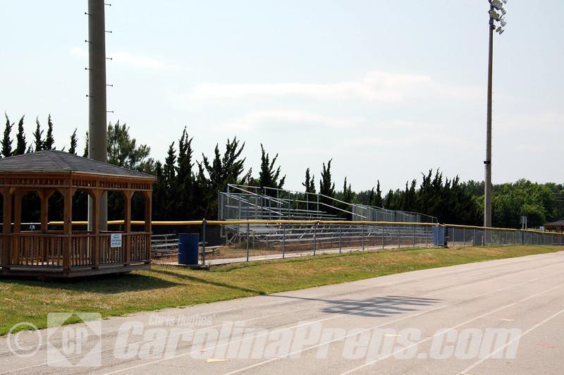 Wildcats Stadium at Bunn High School, Home of the Bunn Wildcats.<br /> <br /> Photo Credit: Chris Hughes 5/22/2011