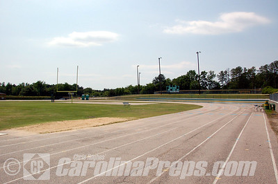 Wildcats Stadium at Bunn High School, Home of the Bunn Wildcats.  Photo Credit: Chris Hughes 5/22/2011