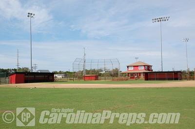 Cape Hatteras High School - Hurricanes Stadium