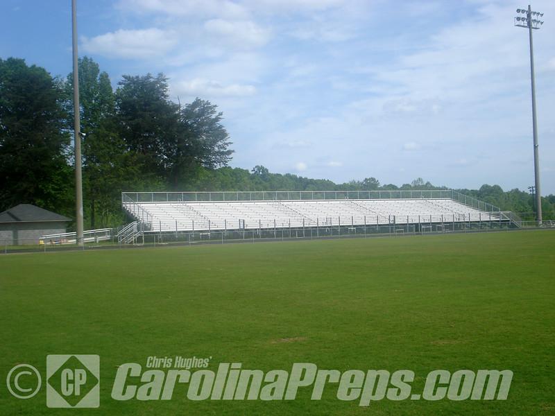 David L. Lash Stadium, Home of the George Washington Carver Yellow Jackets, Winston-Salem, NC.<br /> <br /> Photo Credit: Chris Hughes 5/10/2008