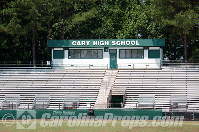 Cary High School - Cooper Field