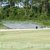 Cedar Ridge High School Stadium, Home of the Red Wolves.  Hillsborough, NC.<br /> <br /> Photo Credit: Chris Hughes 7/30/2010