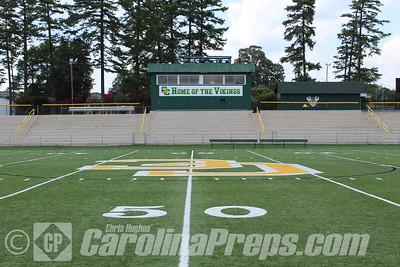 Central Cabarrus High School - Viking Stadium