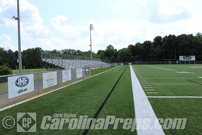 Viking Stadium - Home of the Central Cabarrus Vikings.  Photo Credit: Chris Hughes - 7/17/2015