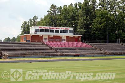 Central Davidson High School - Spartan Community Stadium