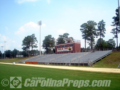 Byrd, Douglas High School - Bob Paroli Stadium