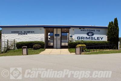 Robert B. Jamieson Stadium | Home of the Grimsley Whirlies