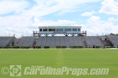 Bobby Simpson Field at Cardinal Stadium - Home of the Jacksonville Cardinals.   Photo Credit: Chris Hughes 7/26/2015