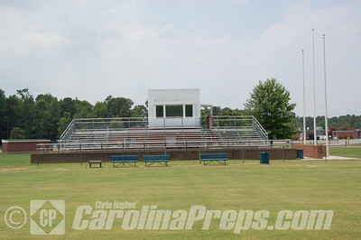 Arendell Parrott Academy - Hodges Field