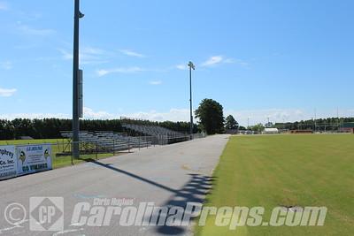 White Oak High School - Viking Stadium, Jacksonville, N.C.  Photo Credit: Chris Hughes 7/26/2015