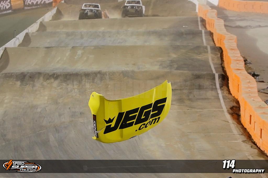 Stadium Super Trucks Round 5 at Qualcomm Stadium in San Diego, California on May 18, 2013. Mandatory Photo Credit: Chris Anderson/114photography