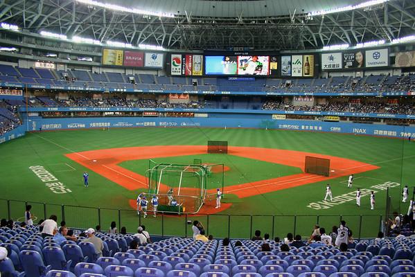 Buffaloes - Osaka Dome