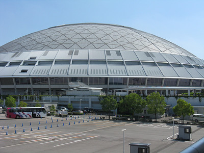 Nagoya Dome - outside