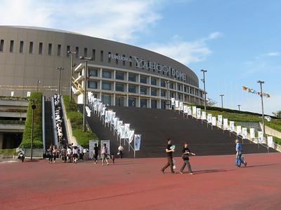 Fukuoka Yahoo Dome
