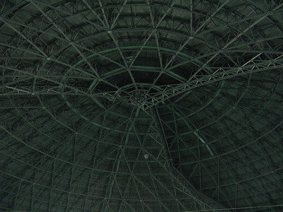 Fukuoka Yahoo Dome - retractable roof - it was closed this game
