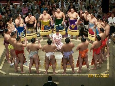 More sumo.