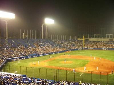 Tokyo Yakult Swallows at Jingu Stadium