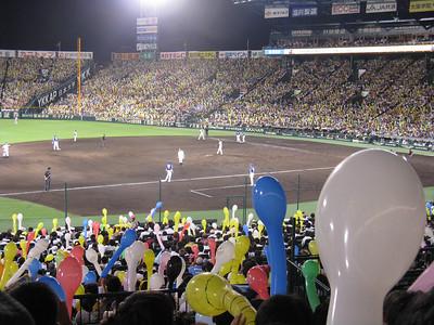 Hanshin Koshien Stadium - all dirt field