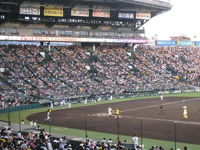 Tigers - Koshien Stadium