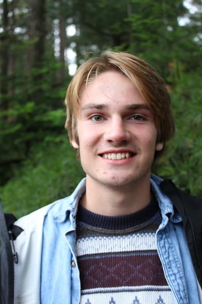 Aidan Fitzgerald, 2ndman