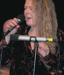 "Carole Stone performs ""Don't Get Around Much Any More."""