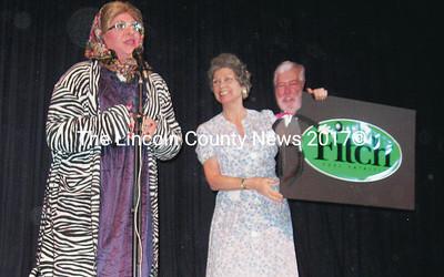 Miss Elle Producto, (Dr. Steve Sozanski) won the Miss Personality title.
