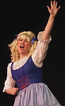 "As Dainty June, Heidi Kopishke belts out a number in LCCT's production of ""Gypsy."""