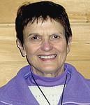 Incumbent Newcastle Selectman Patricia (Pat) Hudson.