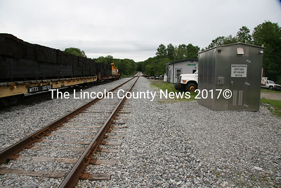A passenger train stop in Waldoboro may not come to pass for a couple of years yet, but local officials are gauging possibilities for the future. (J Maguire photo)