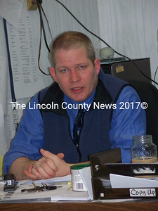 Sherwood Olin will speak with the Lincoln County Republicans.