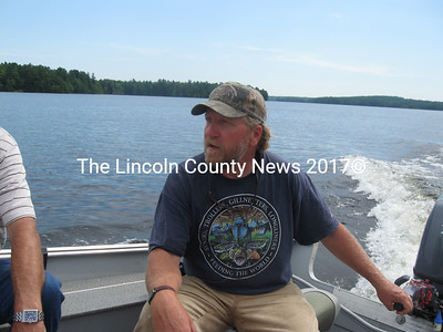 Nancy Wilson's horrible day last week was almost salvaged by a boat ride on Damariscotta Lake.