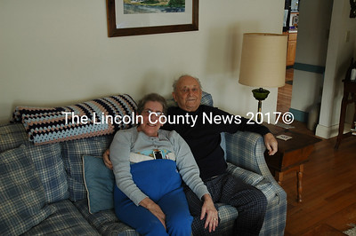 Sandra and Robert Hilton Sr. can stay in their home because they are clients of Elder Power. (Joe Gelarden photo)