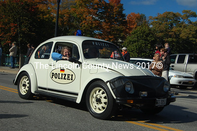 Large crowds at Pumpkinfest forced local authorities to rely on overseas reinforcements. (J.W. Oliver photo)