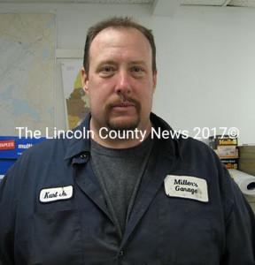 Whitefield selectman Kurt Miller is seeking a second term. (Lucy L. Martin photo)